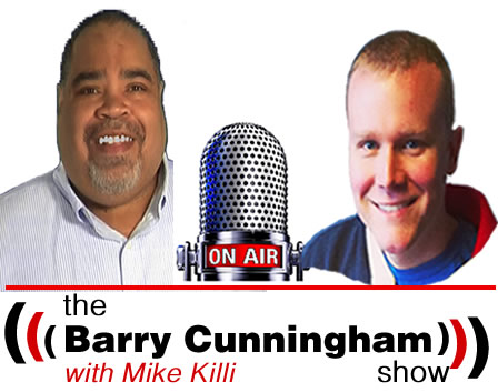 The Barry Cunningham Show | Episode 2